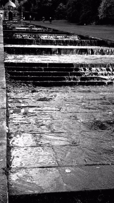 A Grand Waterfall