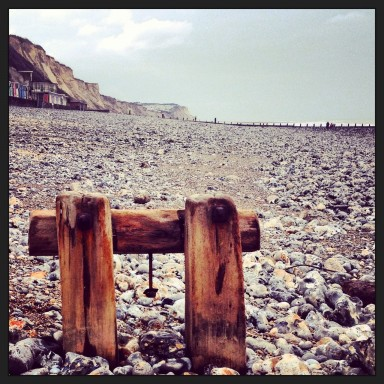 Wood Henge at Cromer